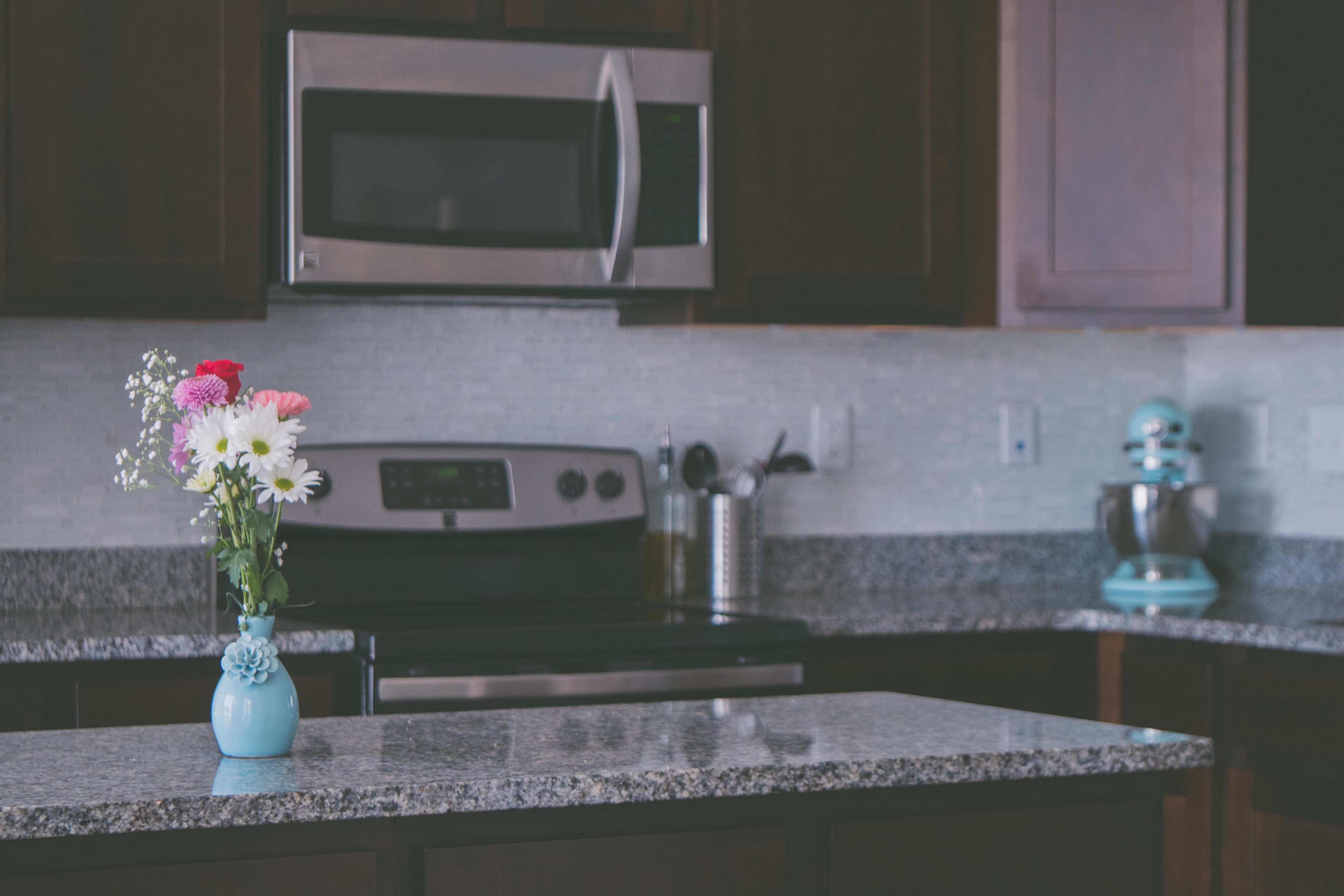 Investing In A New Kitchen Worktop